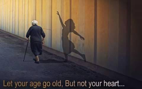 age old not heart