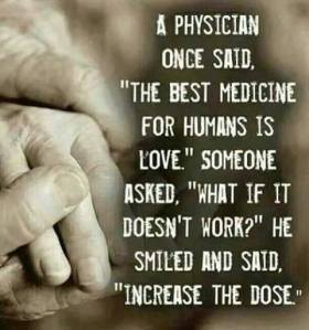 love best medicine