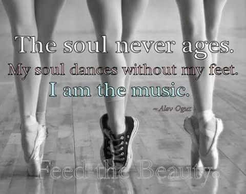 soul never ages