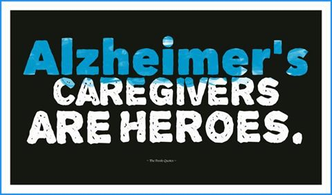 caregivers are heros